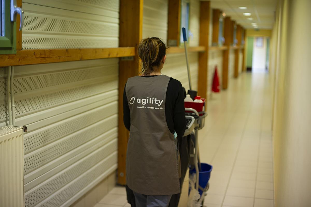 Propreté - Agility